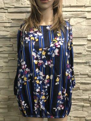 Betty & Co Long Sleeve Blouse multicolored viscose