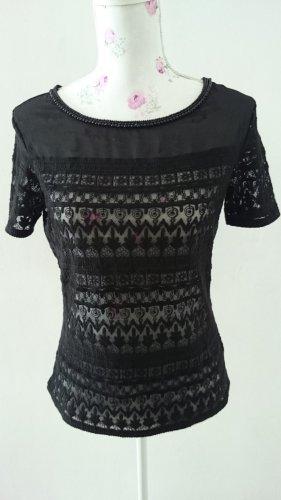 Schöne Bluse von Mandarin Gr 36