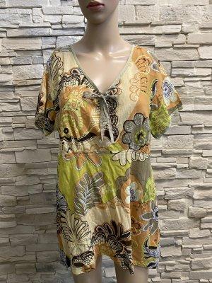 Manguun Short Sleeved Blouse multicolored