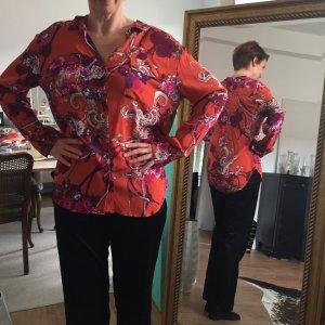 Schöne Bluse von OUI Größe 42