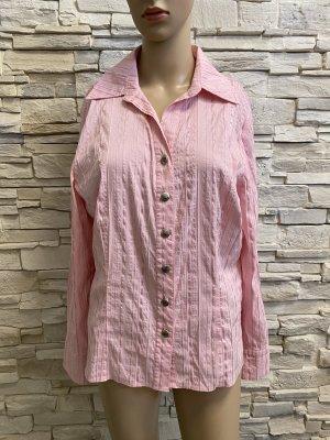 Sarah Kern Long Sleeve Blouse light pink
