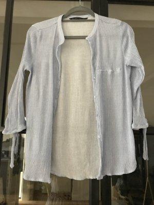 Schöne Bluse von Zara Basic.
