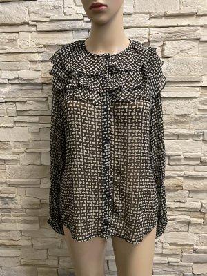 Schöne Bluse von Zara Gr 36