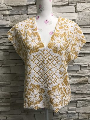 Schöne Bluse von Zara Gr M