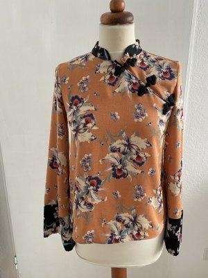 Schöne Bluse von Zara Größe XS
