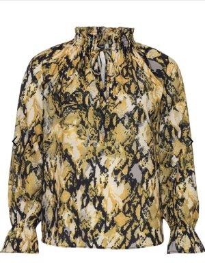 BODY FLIRT Bluzka z długim rękawem Wielokolorowy Poliester