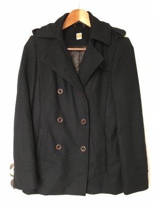 schott nyc vermont kurtki zimowe czarny w kategorii Odzież