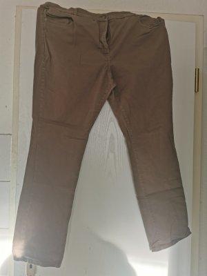 Schöne braune Jeans von H&M Größe 52
