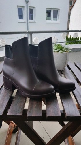 Schöne Braune Melissa Boots/Stiefeletten