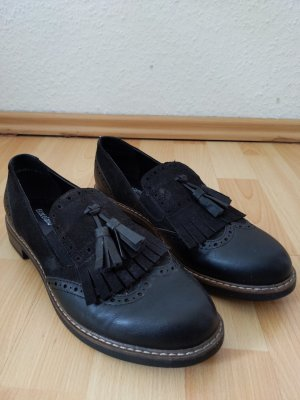 Graceland Budapest schoenen zwart