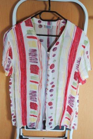 Schöne, bunte Bluse Größe 44