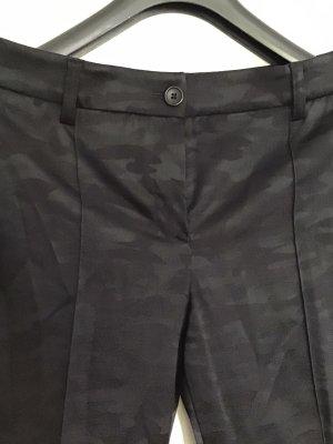 Schöne Camouflage Hose in schwarz