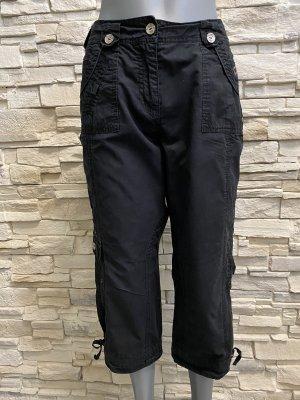 Cecil Pantalone Capri nero