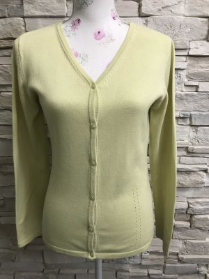 Collection Knitted Cardigan pale yellow-primrose