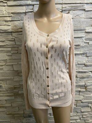 Fornarina Cardigan tricotés crème