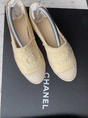Schöne Chanel Espadrilles Gr. 39