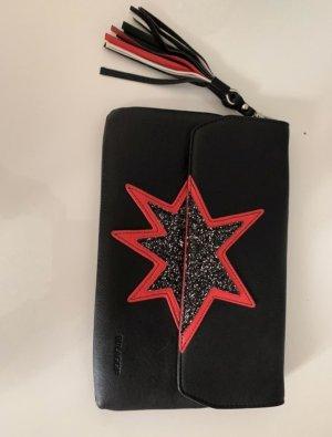 Bulaggi Clutch black-red
