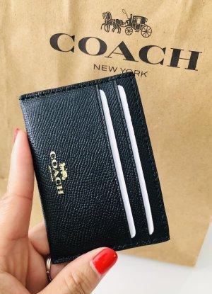 Coach Card Case black