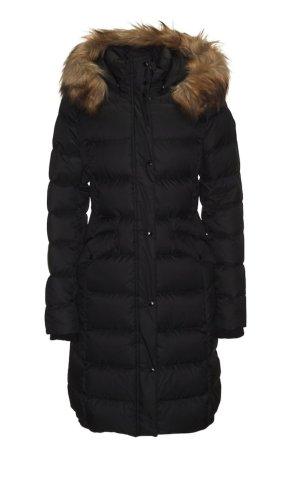 Marco Polo Manteau en duvet noir