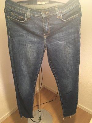 schöne dunkle Jeans in 3/4 von der Marke: Current Elliott