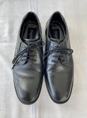 Bugatti Budapest schoenen zwart