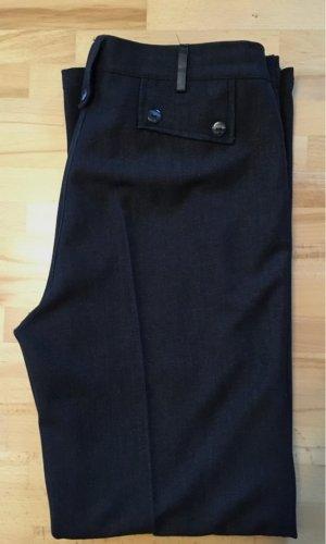 C&A Stretch Trousers black-light grey