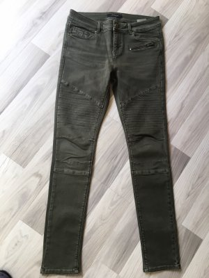 Lawrence Grey Pantalón de color caqui caqui