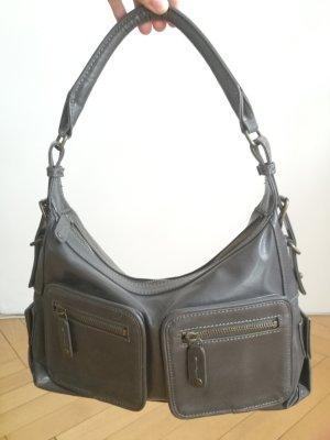 Schöne Fakeleder Handtasche von Ecco