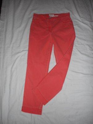 schöne Frühjahr/Sommer Hose von BRAX Gr. 38 lachs 1x getragen