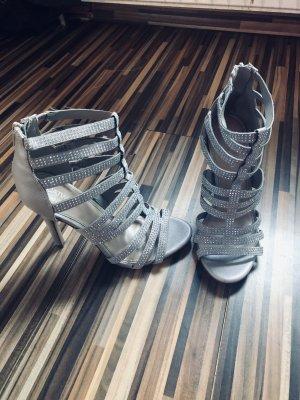 Schöne glitzer High Heels