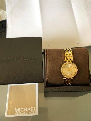 Schöne goldene Michael Kors Uhr