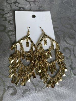 H&M Dangle gold-colored