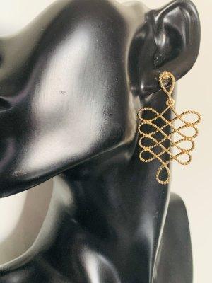 Schöne goldfarbene Ohrstecker. Ohrhänger , Creolen TopShop