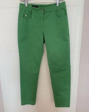 Apanage Pantalon cigarette vert