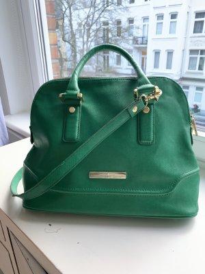 Schöne grüne Designertasche