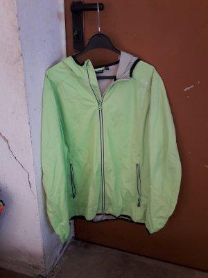 Schöne grüne Jacke