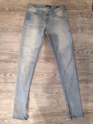 Schöne Guess Skinny Jeans Gr 32-34 XS dehnbar