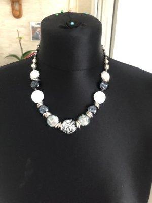 Schöne Halskette aus Murano Glas