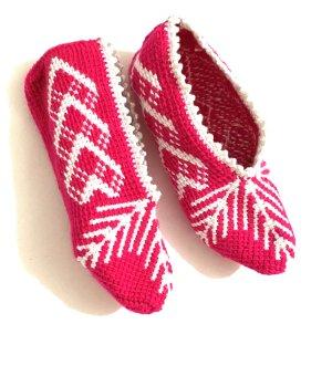 Schöne Handarbeit Socken Größe 38/40