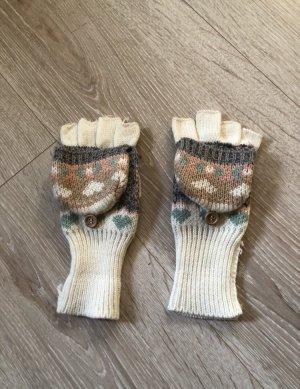 Rękawice bez palców Wielokolorowy