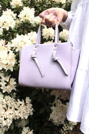 Schöne Handtasche lila neu