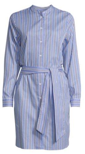 Schöne Hemdblusenkleid von Seidensticker Gr 38