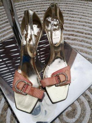 schöne High heels Sandale!