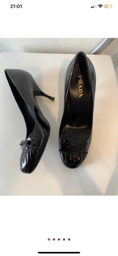 Schöne High Heels von Prada