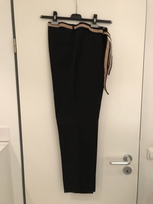 Angela Davis Jersey Pants dark blue
