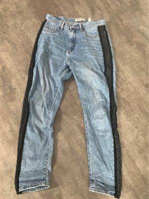 Tally Weijl Jeans boyfriend multicolore coton