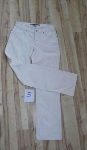 Marc O'Polo Five-Pocket Trousers white