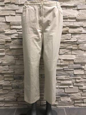 Atelier Pantalon strech crème