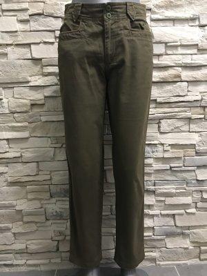 Columbia Pantalone jersey grigio-verde