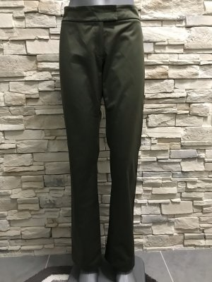 H&M Flares dark green